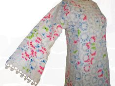 1960 Rare LILLY PULITZER Lace over Long Formal Dress by SanMonet, $250.00
