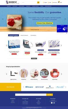 Website - Raydent Shop