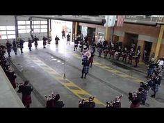 """Pipes and Drums of The Chicago Police and The Chicago Fire Department """"G..."""