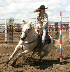 110712- Pole Bending, Barrel Racing, Horses, Animals, Animales, Animaux, Animal, Animais, Horse