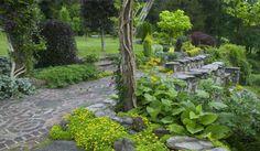 The Terrace at Innisfree Garden