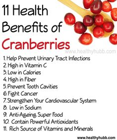Healthy Living 11 Health Benefits of Cranberries. - Cranberries are beautifully bright red berries m Calendula Benefits, Lemon Benefits, Matcha Benefits, Coconut Health Benefits, Curcuma Benefits, Fruit Benefits, Cranberry Benefits, Benefits Of Cranberries, Tomato Nutrition