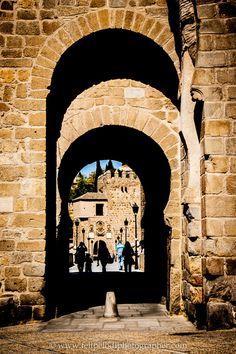 Bajada San Martin. Toledo, Spain