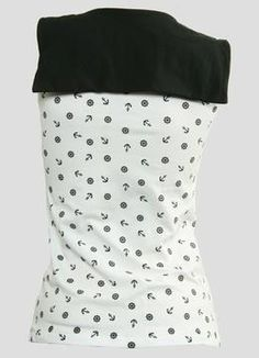 #TS #anchors U #white #Top #Sailor #Top #dig #it  Don't you love promos? Don't miss out! Claim YOUR sweet 15% discount code: http://eepurl.com/boSy7H