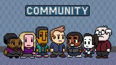 Community 8-bit wallpaper by ~zequihumano on deviantART