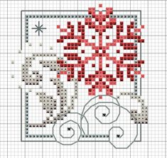 Thrilling Designing Your Own Cross Stitch Embroidery Patterns Ideas. Exhilarating Designing Your Own Cross Stitch Embroidery Patterns Ideas. Cross Stitch Christmas Ornaments, Xmas Cross Stitch, Cross Stitch Needles, Cross Stitch Cards, Counted Cross Stitch Patterns, Cross Stitch Designs, Cross Stitching, Cross Stitch Embroidery, Embroidery Patterns