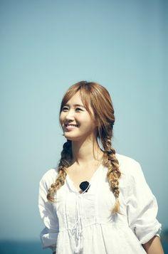 Yuri I Girls'Generation