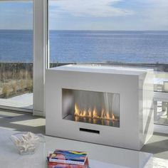 Flueless Fireplace