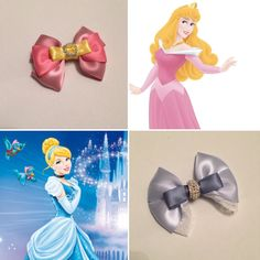 Getting inspiration from Disney characters like Aurora and Cinderella! Also Darth Maul, Mickey and Minnie Mouse in shop!