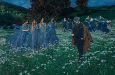 Maximilian Lenz - A World 1899