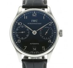Used and Certified IWC Portuguese IW5001-09 ERP41768