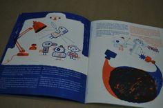 Grilled cheese, magazine pour enfants, 2 couleurs, riso  en vente : http://grilledcheesemag.bigcartel.com