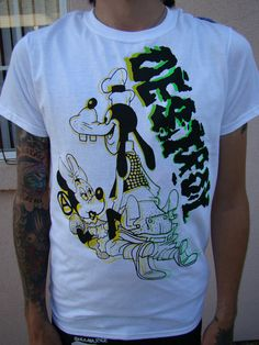 seditionaries style goof-e 'n min-e sex t-shirt destroy shirt by addicted to chaos