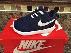 New Kid s Infants Nike Roshe One TDV 749430 Size 5c  27cc5bb50