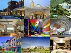 The 20 Most Beautiful Hospitals of in the U.S. (2013) are …            **# 13 BABY!!!!!