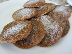 Brer Rabbit Molasses Cookies.