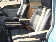 Show Us Your Seats. - VW T4 Forum - VW T5 Forum