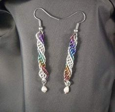 Love the weave, but the colors don't excite me. rainbowtwist.jpg - theringlord.org
