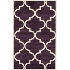 Artistic Weavers Santorini Harmony Hand-Tufted Teal/Ivory Area Rug Rug Size: Runner x Purple Area Rugs, Navy Blue Area Rug, Navy Rug, Blue Rugs, Industrial Area Rugs, Trellis Rug, Coral, Rectangular Rugs, Cool Rugs