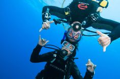 Reasons why you should do a peak performance buoyancy course
