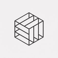 SE16-690 A new geometric design every day  #dailyminimal #minimal #art #geometry