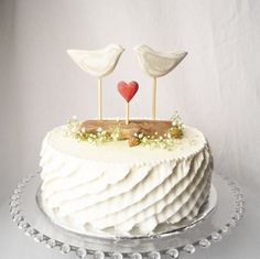 Sweet & Unique Cake Toppers | Enchanted Brides