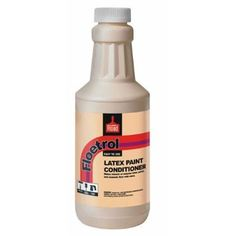 When using latex paint, you can use a product called Floetrol (affiliate link). You add a few tablespoons to your paint and it's basically like a conditioner for your paint that leaves barely any brushstrokes behind.