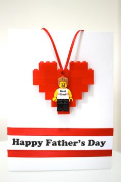 Lego Lionel Richie Gift Card and Keep Sake 'Hello Is It Me You're ...