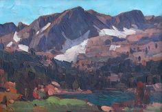 edgar payne paintings | WE BUY AND SELL CALIFORNIA PAINTINGS AND CALIFORNIA ART