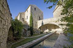 Château de Balazuc Gorges de l´Ardèche  - France