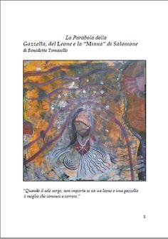 """La parabola della Gazzella, del Leone e la """"Minna"""" di Salomone - Benedetta Tomasello"""
