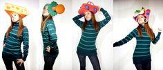 gorras de papel para fiestas - Buscar con Google