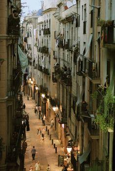 El Borne . Barcelona, Spain