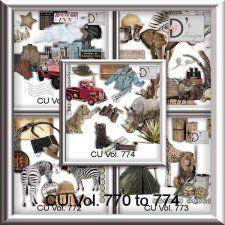 Vol. 770 to 774 - Travel-World by Doudou's Design  cudigitals.com cu commercial scrap scrapbook digital graphics#digitalscrapbooking #photoshop #digiscrap