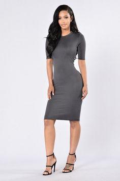 Don't Mock Me Dress - Black | Fashion Nova