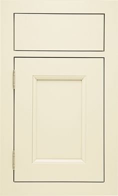 Kingston Recessed Door Style By Woodmode Shown In