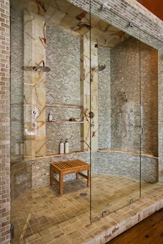 Shower | Stone#Repin By:Pinterest++ for iPad#