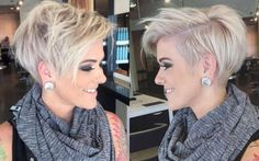 This is the one. 2016 ends with a pixie - I cannot get rid of my henna without a major cut, and this will help!