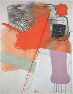 Amy Sillman - Untitled, 2008.