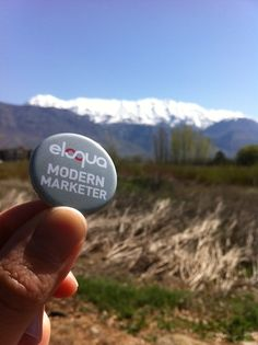 Thamina Christensen shows us her flair using the snow capped mountains in Utah as a fantastic background.
