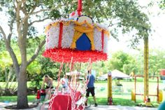 Circus/Carnival Birthday Party Ideas | Photo 11 of 71