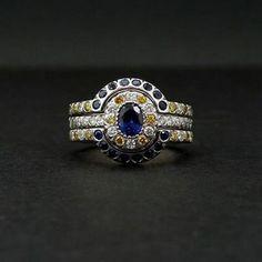 Elegant Western Wedding Rings Western Wedding Rings, Cheap Wedding Rings, Westerns, Sapphire, Elegant, Jewelry, Design, Ideas, Inexpensive Wedding Rings