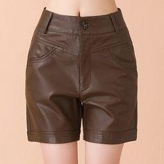 2015 новых корейских PU кожаные штаны женщина осень кожа широкую ногу брюки сапоги брюки прилив тонкой удобрения для увеличения брюк слово - Taobao
