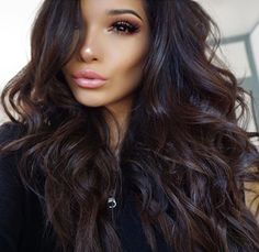 Rich dark chocolate brown hair color by kellyn at bow arrow cant remember the last time i was dark but seriously feeling going back to my natural colour lately so drawn to dark hair at the min urmus Image collections