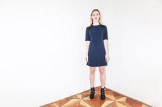 #Lookbook Autunno/Inverno 2013 abito Marc by Marc Jacobs scarpe Ruco Line www.spazio11b.it