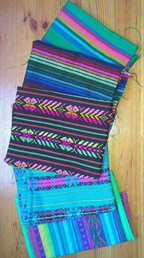 Aztec fabrics bought in 2013, so gorgeous!