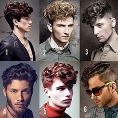 Men's Hairstyle Trends 2015 : Photo