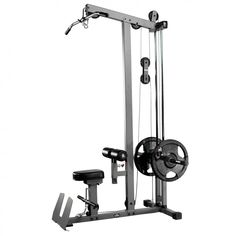 XMark Light Commercial Lat Pulldown Machine with Low Row XM-7618