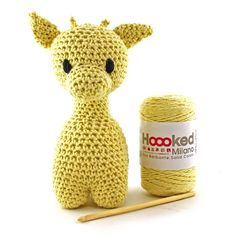 PAK061 Giraffe Eco Barbante