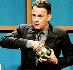 31 Tom Hanks GIFs Worthy of Back-to-Back Oscars from GifG...